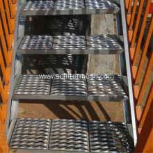 Perforated Metal Anti-slip Tread Plate/Stair Tread